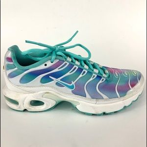 Nike Air Max Plus Women Running Shoes  Size 5.5Y